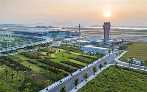 Van Dôn, premier aéroport du nouvel aéroport dAsie 2019