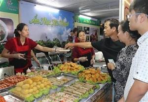 Le Festival national de lalimentation 2019 souvre à Nha Trang