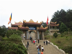 À la découverte dumonastère zen Truc Lâm Tây Thiên