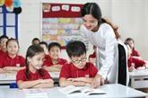 Le Parti et l'État accordent une attention particulière à l'éducation