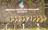 Festival national de la télévision 2019 à Nha Trang