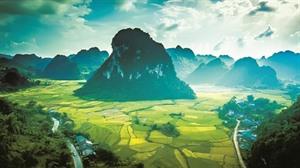Parc national de Phia Oac - Phia Ðén, cadeau du Ciel