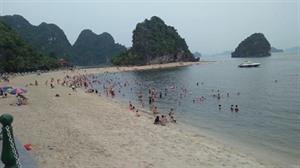 Quang Ninh: Câm Pha donne la priorité au secteur touristique