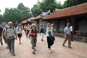 Près de 7,5 millions de visiteurs à Hanoï ce premier trimestre