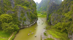 Ninh Binh, hôtesse de lAnnée nationale du tourisme 2020