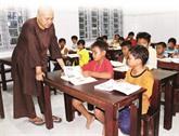 Cours gratuits pour enfants démunis