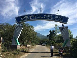 Rendez-vous au Parc national de Phuoc Binh