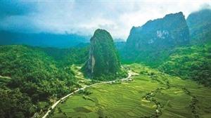 Le géoparc Cao Bang parmi les 50 destinations les plus spectaculaires au monde