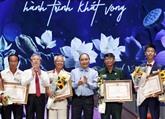 Faire rayonner la pensée et la moralité Hô Chi Minh