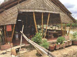 Dông Thap: un séjour rustique chez Phong le Vent