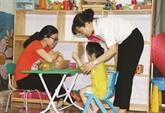 Hoa Sao, le refuge des autistes à Quang Ninh