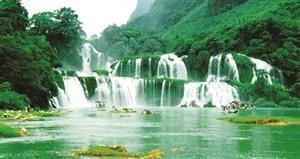 Ban Giôc, les plus grandes chutes dAsie du Sud-Est