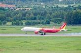 Transport aérien : les revenus auxiliaires de Vietjet dans le Top 12 du monde