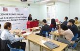 Université de Hanoï : succès du projet du collège doctoral en langue française