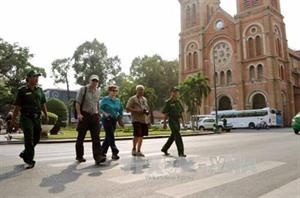 Hô Chi Minh-Ville, destination préférée des touristes vietnamiens