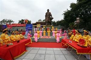 Célébration des 231 ans de la victoire de Ngoc Hôi - Dông Da