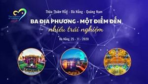 Dà Nang, Quang Nam et Thua Thiên-Huê sassocient pour le touristique