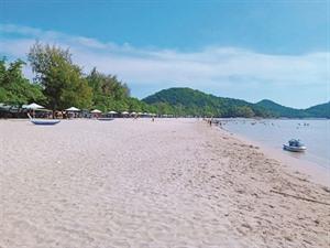 La beauté ensorcelante de la plage de Mui Nai