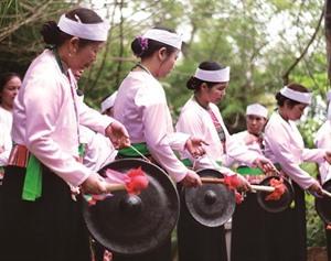 Présentation des particularismes culturels de l'ethnie Muong à Thanh Hoa
