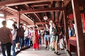 À Hôi An, le tourisme montre des signes de reprise