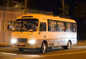 COVID-19 : des touristes sud-coréens à Dà Nang retournent à leur pays dorigine
