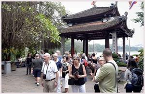 Hanoï accueille plus de 1,3 million de touristes en février