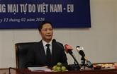 Le Vietnam cherche à exploiter au mieux son accord de libre-échange avec l'UE