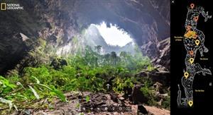 Son Doong fait partie des dix plus belles visites virtuelles du monde