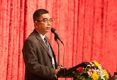 Le président de la CONFRASIE est élu recteur de l'Université Hoa Sen