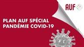 Face à la pandémie, l'AUF adopte un plan spécial