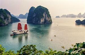 Réduction de 50% sur les frais dhébergement et dentrée à la baie de Ha Long
