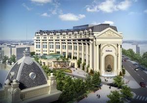 Hilton Hanoi Opera récompensé comme Lhôtel le plus préféré en 2020