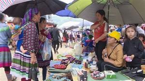 Le marché de Bac Hà, une destination à ne pas manquer