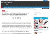 Vietnam, exemplaire dans la lutte anti-épidémies et la croissance économique