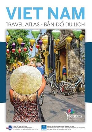 Réédition de latlas touristique Vietnam Travel Atlas