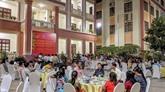 Un Têt chaleureux des personnes d'origine vietnamienne dans six provinces cambodgiennes