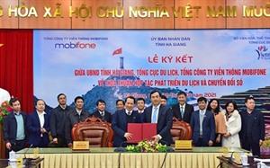 Hà Giang sengage sur la voie du tourisme 4.0