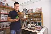 La culture vietnamienne se reflète dans les maquettes