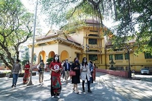Lancement dun programme de tourisme sûr à Hanoï