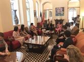Rencontre des anciens étudiants vietnamiens en France
