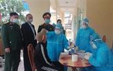 Le Vietnam recense deux nouveaux cas de contamination