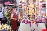 Célébration du Nouvel An traditionnel du Cambodge, du Laos, du Myanmar et de la Thaïlande
