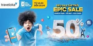 Traveloka annonce la 2enbspcampagne Epic Sale au Vietnam
