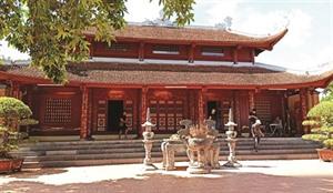 Le temple Xa Tac, un lieu sacré à Quang Ninh