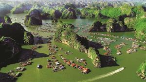Îles et fêtes des villages de pêche