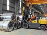 Réexamen de la période finale de l'enquête antidumping sur l'acier galvanisé importé