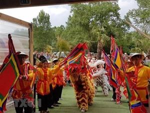 Le Festival du Vietnam 2021 attendu à la Plagne-Tarentaise en France