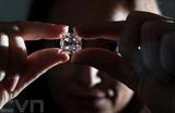 Un diamant rose de 19,07 carats ayant appartenu à la royauté française,