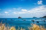 L'archipel de Nam Du, plus lointain, est situé au Sud-Est de l'île de Phu Quôc et à 90km à l'Ouest de la ville de Rach Gia (province de Kiên Giang).  Photo : Trong Dat/VNA/CVN