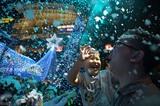 L'ambiance festive du Noël 2018 à Singapour. Photo: Xinhua/VNA/CVN